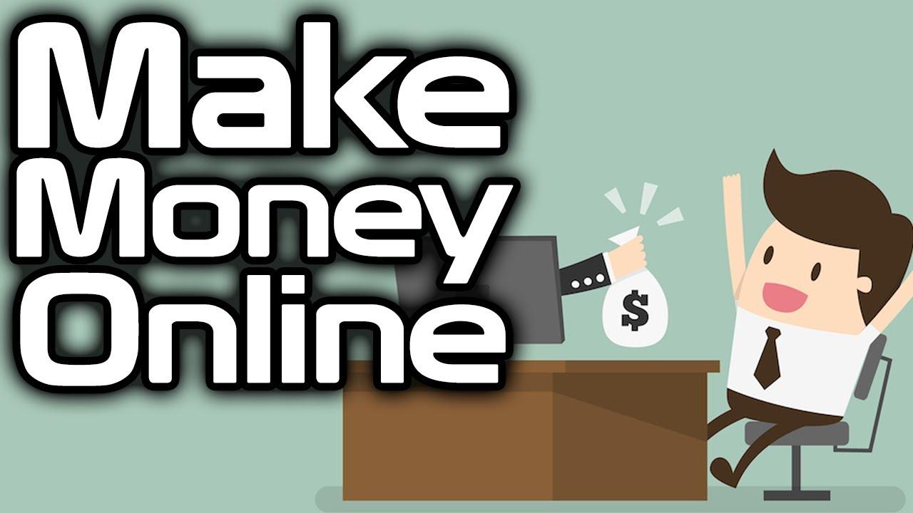 5 Methods Make More Money Online.